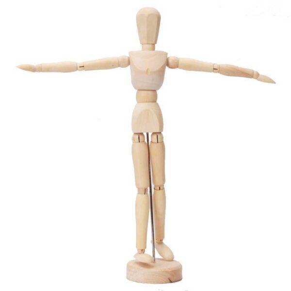 آدمک چوبی پارس آرتیست