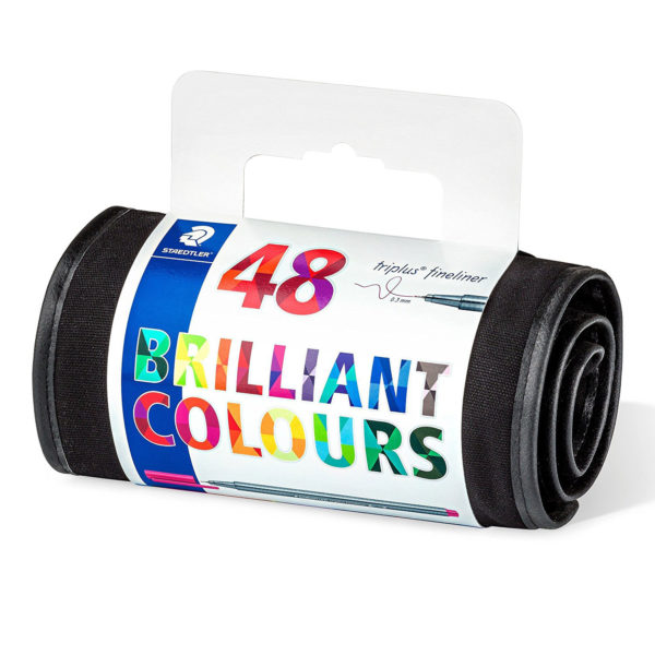 روان نویس 48 رنگ استدلر
