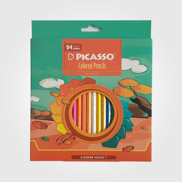 مدادرنگی پیکاسو