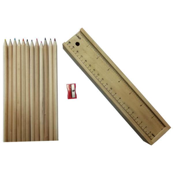 مدادرنگی چوبی