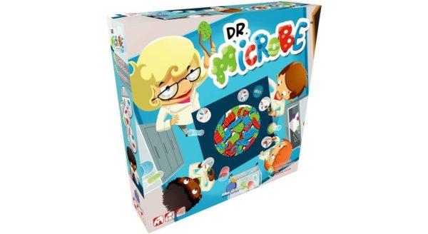 بازی فکری دکتر میکروب