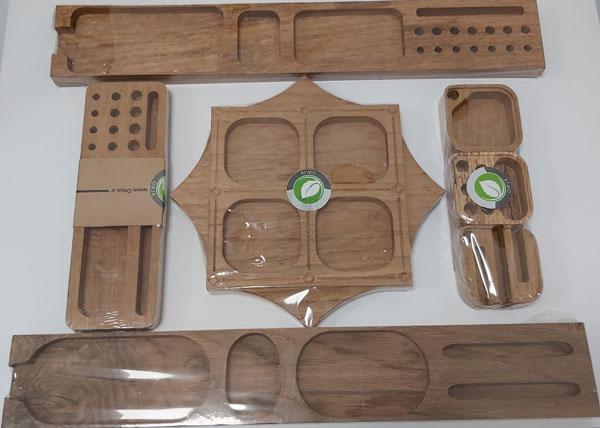 محصولات چوبی اوجا