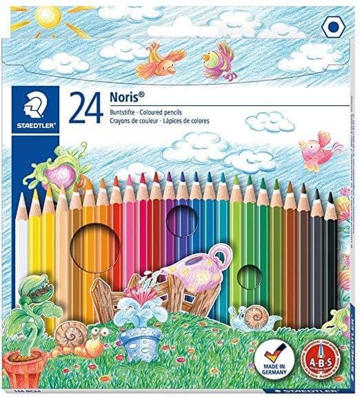 مداد رنگی نوریس استدلر