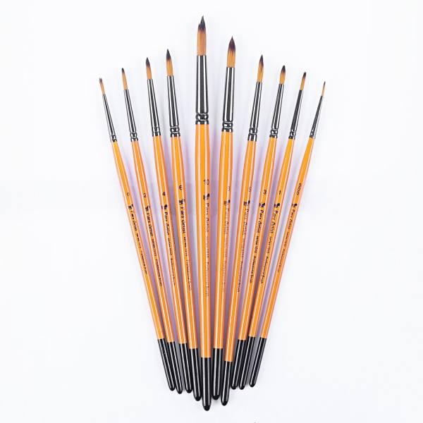قلم مو پارس آرتیست سری 1010 گرد