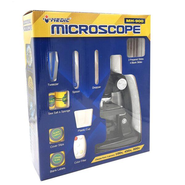 میکروسکوپ مدیک مدل MH