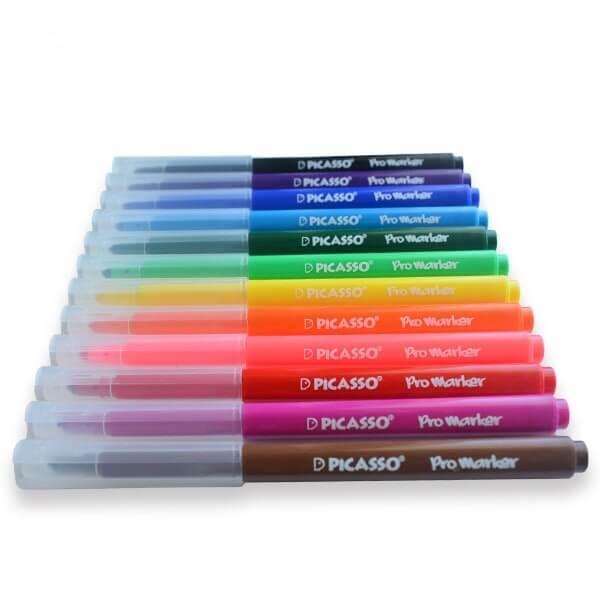 ماژیک 18 رنگ پیکاسو