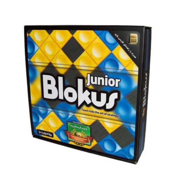 بازی فکری بلاک آسBlokus Junior