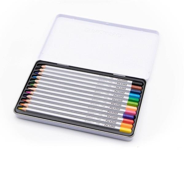 مدادرنگی جعبه فلزی آرتیست پیکاسو