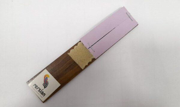 سمباده کاغذی دسته چوبی