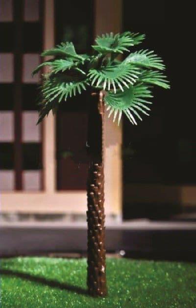 درخت نخل کومه