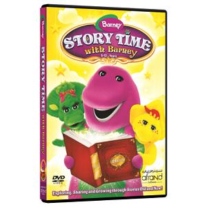 آموزش انگلیسی وقت داستان با بارنی افرند