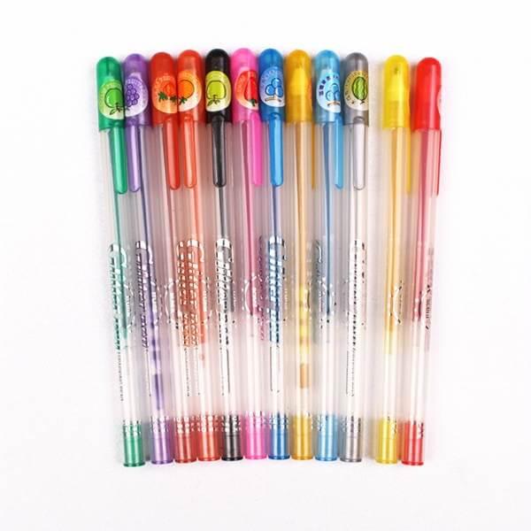 خودکار اکلیلی 12 رنگ